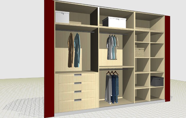 Closets photos