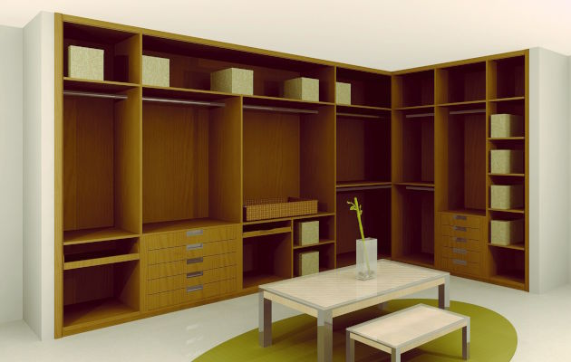 Closets photos made with autokitchen